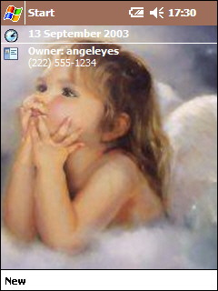 free Free Theme Pack 2 by Angelic Themes 1.00 for windows mobile phone
