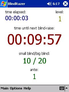 free BlindRazer for windows mobile phone