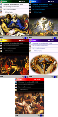 free Christ The Lord Themes 1 for windows mobile phone