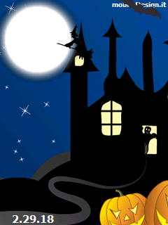 free Halloween Screensaver for windows mobile phone