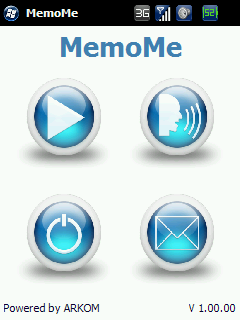 free MemoMe for windows mobile phone