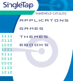 free SingleTap Mobile Catalog 2.1.0.1 for windows mobile phone