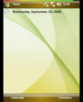 free Omnia theme for windows mobile phone