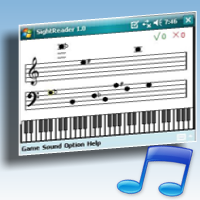 free Sight-Reading Helper for windows mobile phone