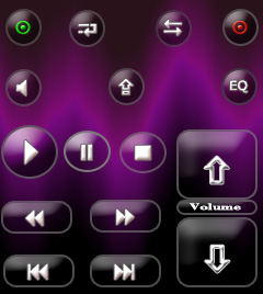 free WinAmp Remote Control 1.0 for windows mobile phone