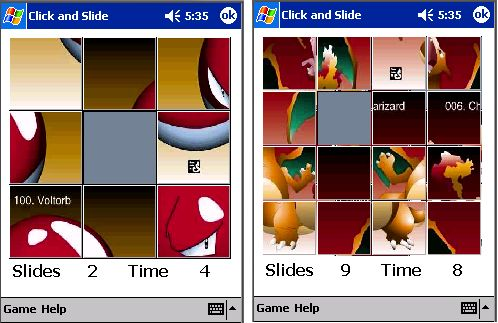 free TeKnowMagic Click and Slide for windows mobile phone