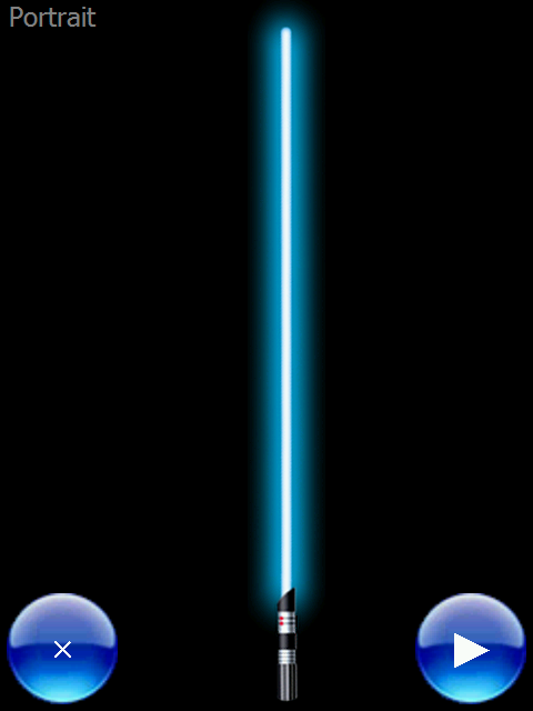 Diamond Light Saber free download for Windows Mobile phone