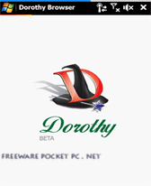 free Dorothy Browser for windows mobile phone