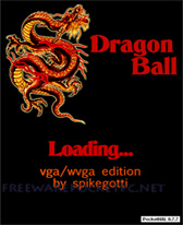free DragonBall for windows mobile phone