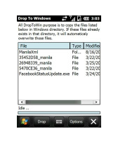 free Drop to Windows for windows mobile phone