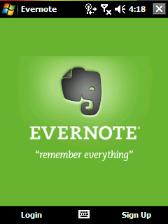 free EverNote for windows phone