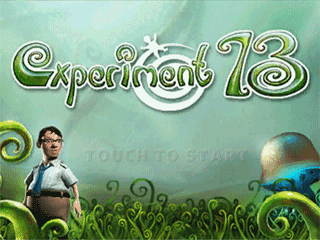 experiment 13 windows mobile game 1 Experiment 13   Spiel / Game vom Xperia X2 fr Windows Mobile