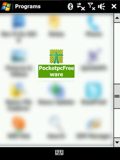 free PocketPCfreeware Launcher for windows mobile phone