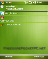 free Google Search for windows mobile phone