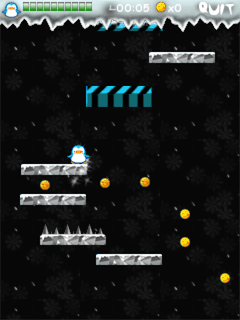 free Greedy Penguins for windows phone
