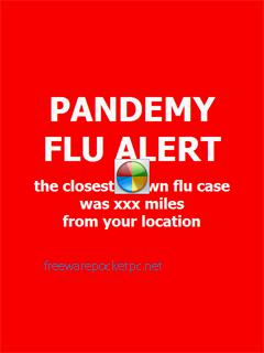 H1N1 Pandemy Flu Alert