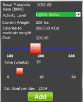 free HealthTracker for windows mobile phone
