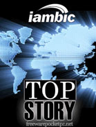 free iambic TopStory for windows mobile phone