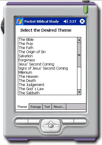 free Biblical Study for Pocket PC 1.0 for windows mobile phone