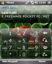 free iPhone Phone Pad for windows mobile phone