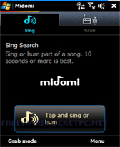 free Midomi for windows phone