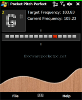 free Pitch Perfect Guitar Tuner for windows phone
