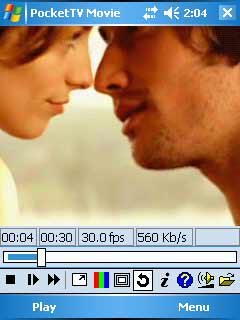 PocketTV Classic - MPEG Movie Player 1.1.12 free download for Windows Mobile ...