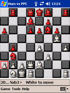 free Valentin Iliescu Chess 2.0 for windows mobile phone