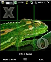free SciLors Chameleon TicTacToe for windows phone