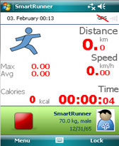 free SmartRunner for windows mobile phone