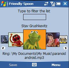 free SpoonRing for windows phone