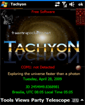 free Tachyon for windows phone
