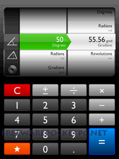 The quickest unit and currency converter for your Windows Mobile phone