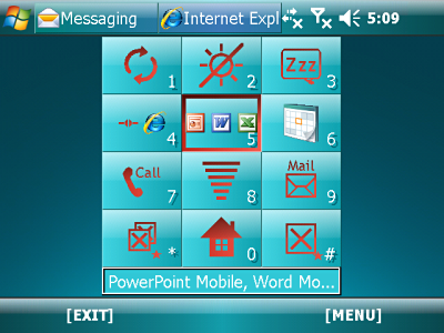 free WkTASK for windows mobile phone
