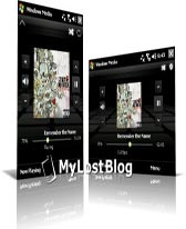 Manilla 3D skin for Media Player
