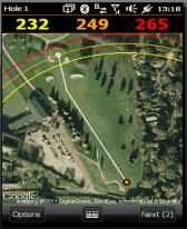 Always Greener Golf GPS free download for Windows Mobile phone
