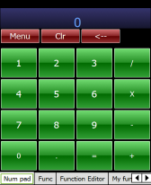 free Calc plus for windows mobile phone