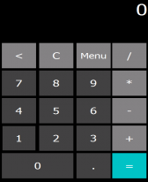 free Calculator7 for windows mobile phone