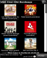 free CineActus for windows mobile phone