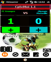 free CpteMoi for windows mobile phone