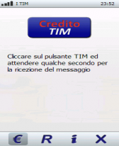 free CreditoTIM for windows mobile phone
