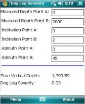 free Dog Leg Severity for windows mobile phone