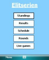 free Elitserien for windows mobile phone