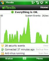 free Flexilis Mobile Security with Antivirus for windows phone