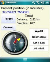 free GPS4PPC for windows mobile phone