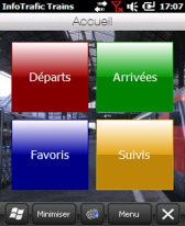 free InfoTrafic Trains for windows phone