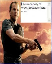 free Jack Bauer Facts for windows mobile phone