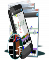free JRTopSoft Music Trainer 2.0 Lite for windows mobile phone