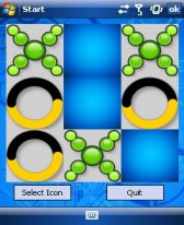 free Keener Tic Tac Toe for windows mobile phone