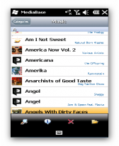 free MediaBase Mobile for windows mobile phone